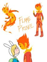 Flame Prince by S-Brucket