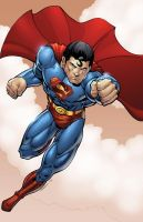 Superman by DashMartin