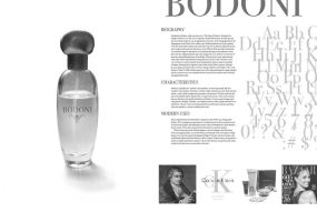Editorial Design - Bodoni by Jezhawk