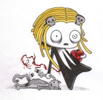 Lenore - Noogies by SparklingAngelWT