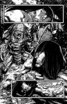 Conan vs Predator p2 by johnnymorbius