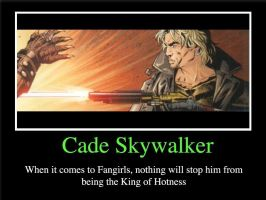 Cade Skywalker frame by AuroraArt