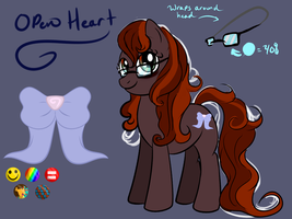 Open Heart Reference by Whitelupine