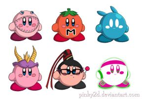 Kirby jam by Pinky2D