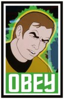 OBEY: Star Trek Edition by Injectable