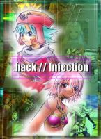 hack--Infection Poster by hj