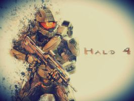 Halo 4 by xCaliKidx