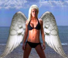 Angelina Love - Angel Williams by Belthazor1