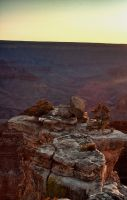 Grand Canyon, first light by FastDevil76
