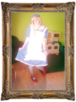 pretty little alice by theporcelainnitemare