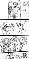 Adventures of Ike and Pit- Curry by Prince-Marusu