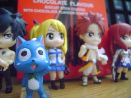 Meet Fairy Tail by xoblackstar