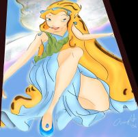 Fairy drawing 2006 by andys184
