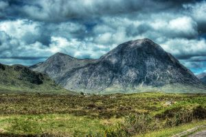 buchaille etive mor by Lady-Twiglet