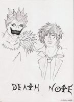 Death Note by Sam-wyat