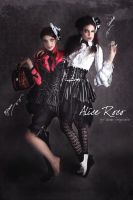 Visual Kei I by RomaiLee