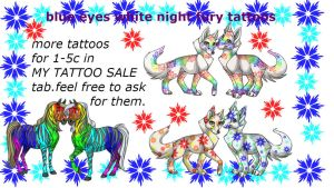 Tattoo Banner ovipets by mysterie2001