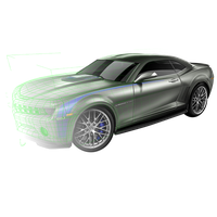 Chevrolet Camaro 3d by JayC79