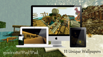 Minecraft HD Wallpaper Pack by sir-log
