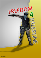 Freedom for Palestine v.2.0 by AYDeezy
