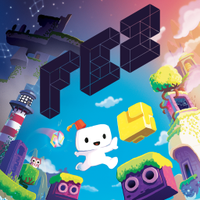 FEZ icon for Obly Tile by ENIGMAXG2