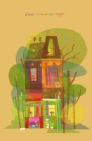 A House for No one n Everyone by MumblingIdiot
