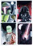 Starwars Empire Badguys_4 by Tom Kelly by TomKellyART