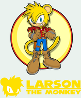 Larson Sonic Channel Style by Professor-J