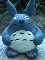 Totoro by my-darkness