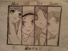 N.O.T.A Girls pic by Fuzzdufuz