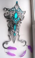 Tyrande Whisperwind World of Warcraft craft by Jojoska