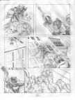 BATGIRL roughs 6b 001 by waydre