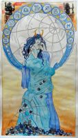 Vriska- Art Nouveau by Puppy-eater