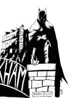 Batman Day by Chimy-The-Zombie