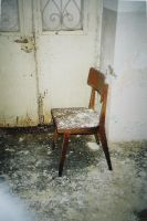 Time's chair by adani