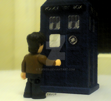 The Lonely Doctor by tjevo9