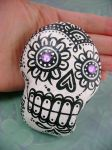 Sugar Skull Rock by monsterkookies