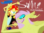 Sunny the vampire slayer by newsketches