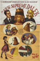 Dalek commercial by MadLittleClown