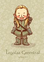 Legolas Greenleaf by haleyhss
