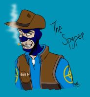 Spyper Is Awesome by DingoTK
