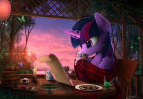 Nightwork by Yakovlev-vad