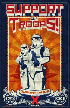 Support our Troops by bakerchild84