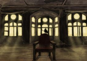 The Empty Room by aaronwty
