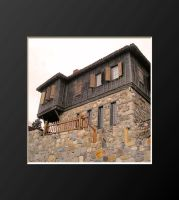 Old house from Sozopol by JulPhotos