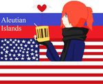 Aleutian Islands Hetalia Oc by TransformersArrow