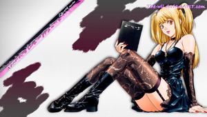 Misa Wallpaper *-* by The-Wil
