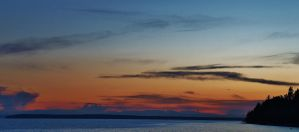 Sunset at White Rock by jonathonraist