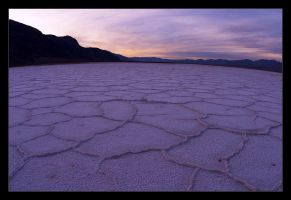 First light on Death Valley by donian-photo