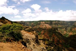 Waimea Canyon 2 by kspatula